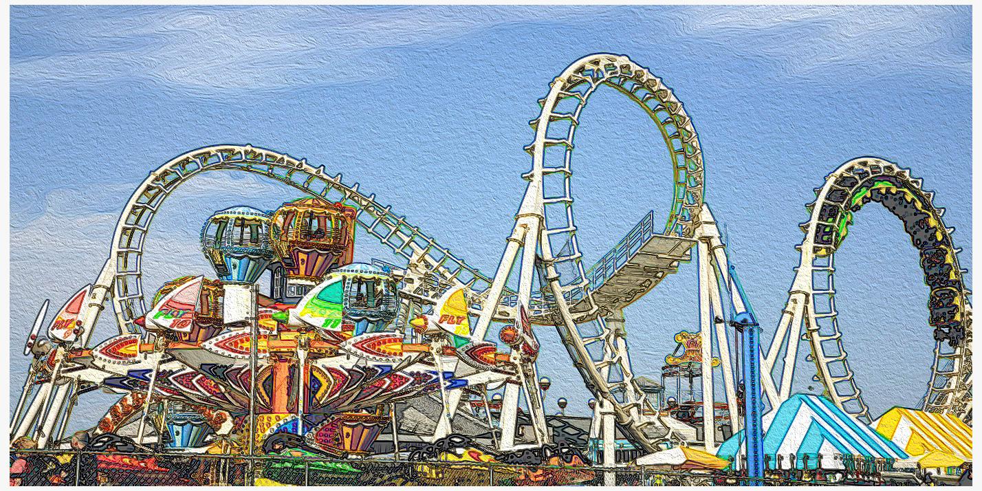 Theme Park graphic.